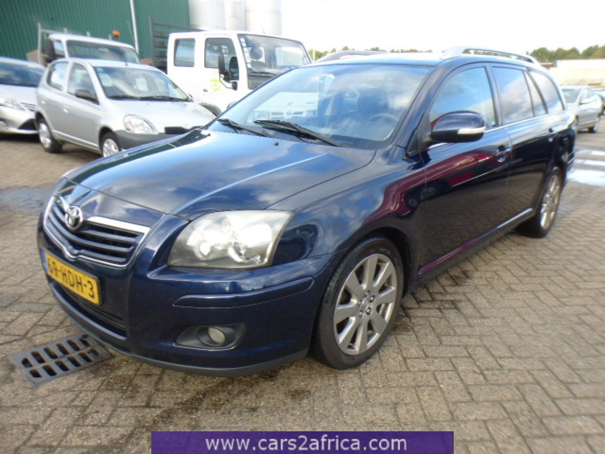 toyota avensis 2 0 d 4d 65437 used available from stock. Black Bedroom Furniture Sets. Home Design Ideas