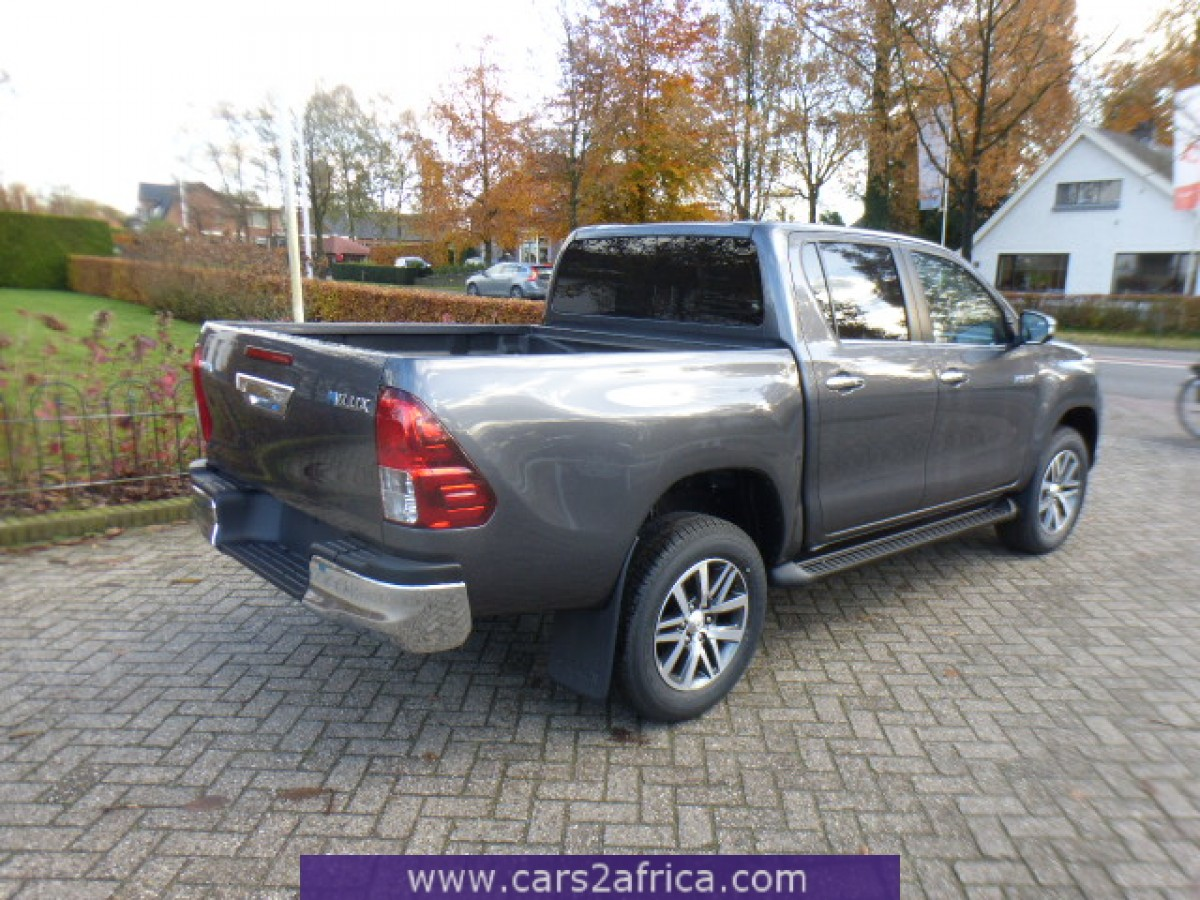 Toyota Hilux 24 D 4d 30080 Used Available From Stock Cars For Sale With Prices