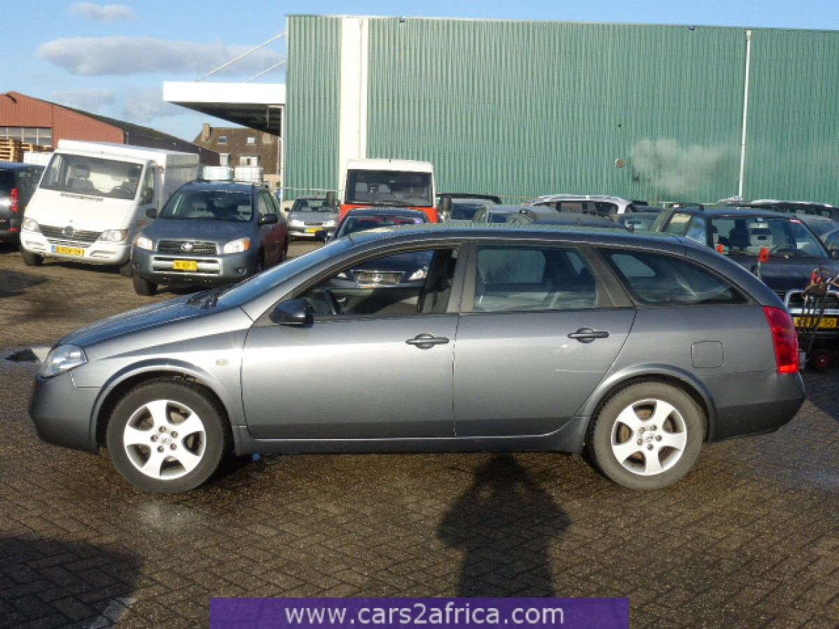 NISSAN Primera 1.8 #65550 - used, available from stock