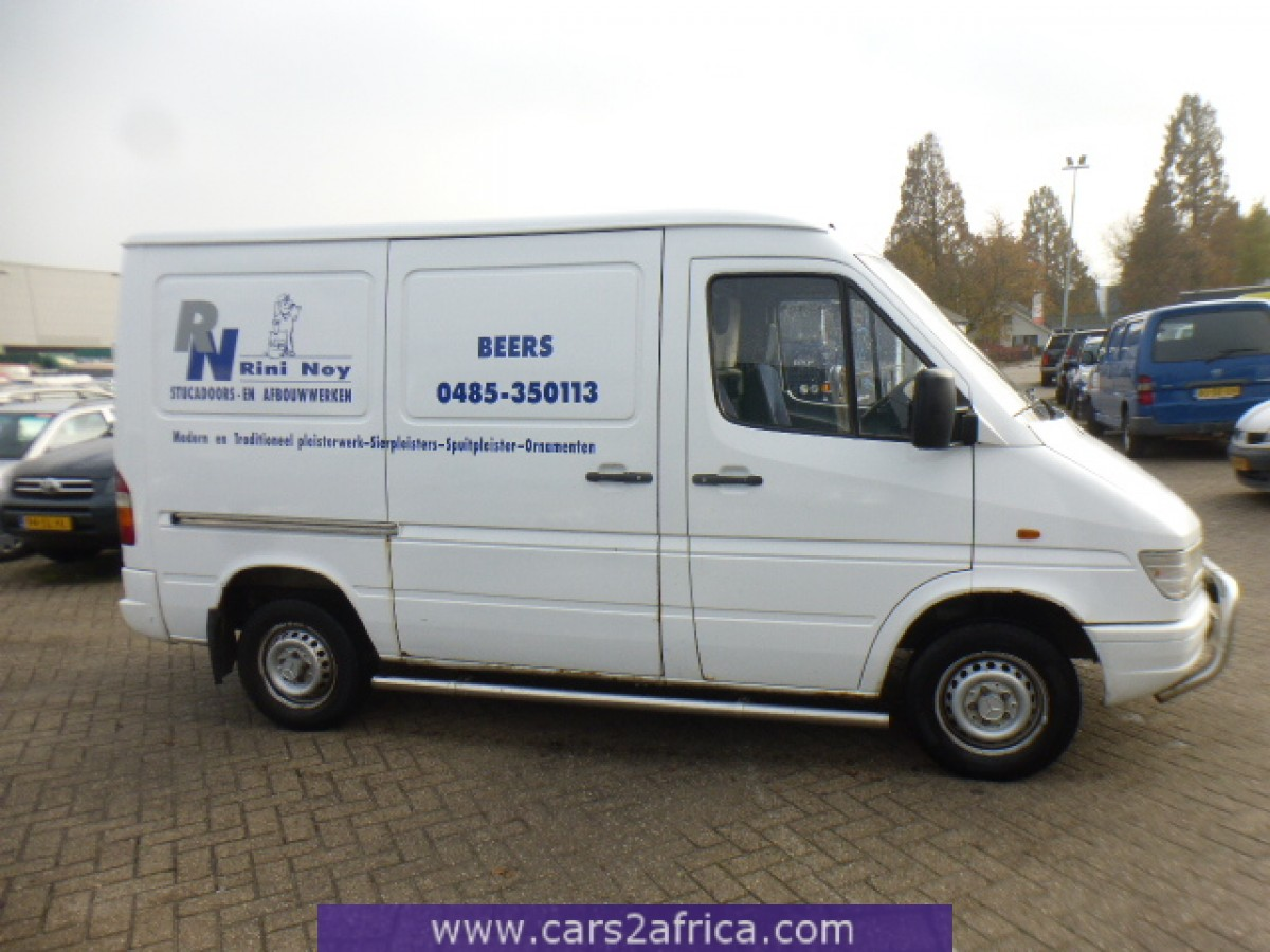 Mercedes Benz Sprinter 208 D 65527 Used Available From