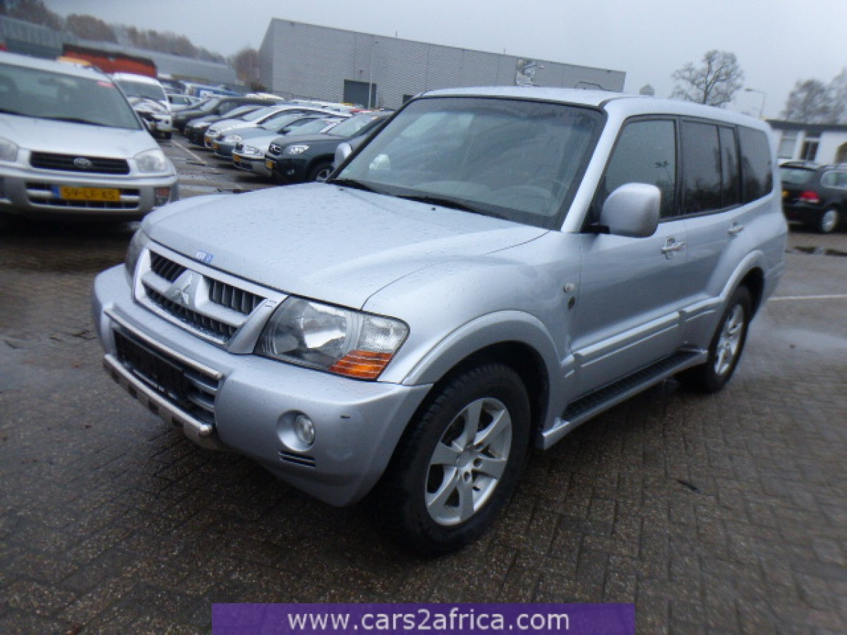 mitsubishi pajero 3 2 did 65634 used available from stock