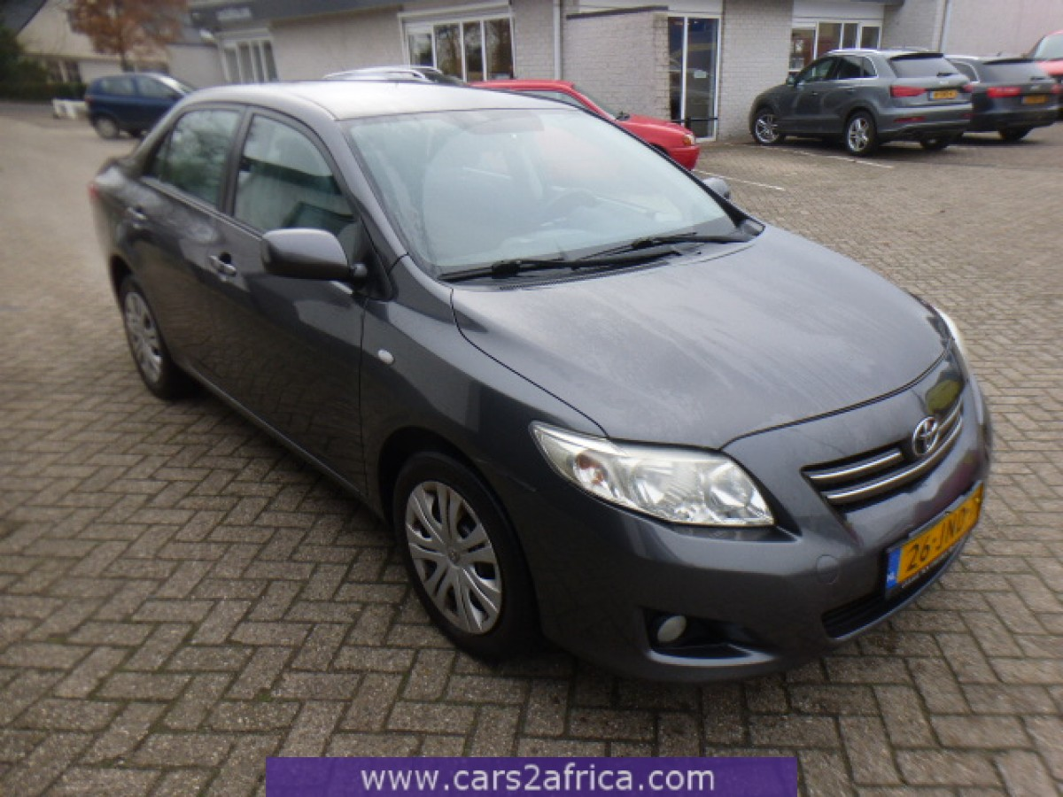 Used Corolla Alexandria >> TOYOTA Corolla 1.6 #65656 - used, available from stock