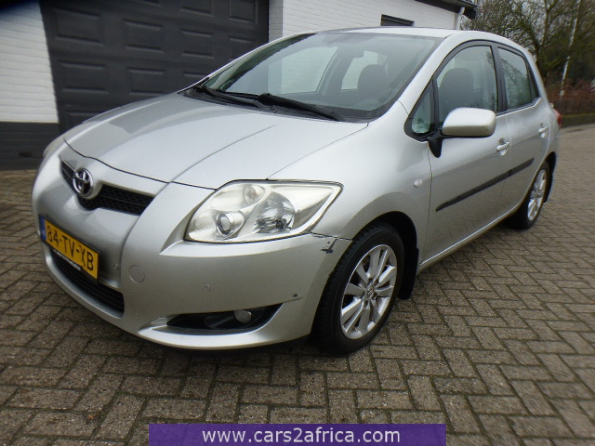 toyota auris 2 0 d 4d 65657 used available from stock. Black Bedroom Furniture Sets. Home Design Ideas