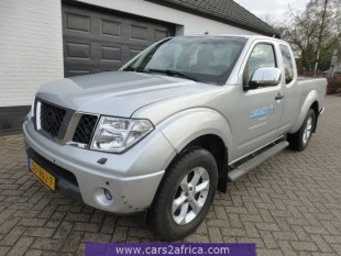 NISSAN King Cab 2.5 DCi