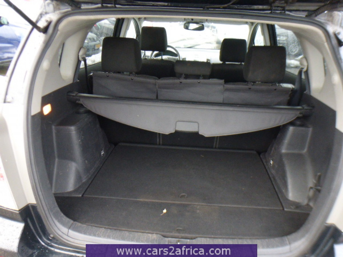 toyota corolla verso 2 2 d cat 65683 occasion utilis en stock. Black Bedroom Furniture Sets. Home Design Ideas
