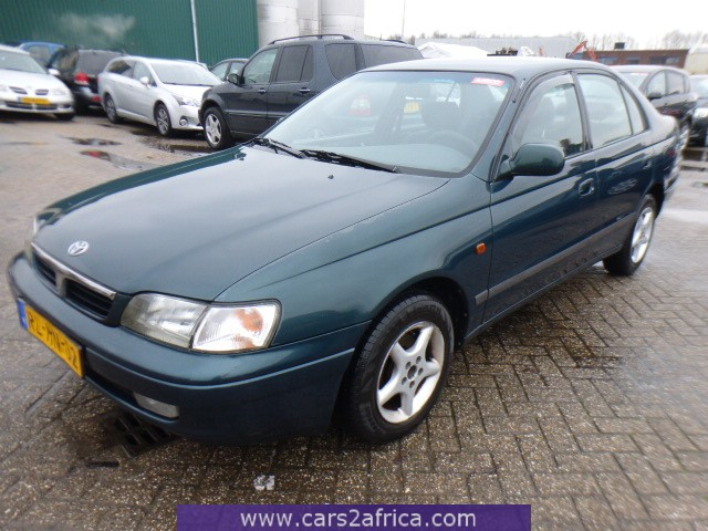 toyota carina e 1 8 65754 used available from stock. Black Bedroom Furniture Sets. Home Design Ideas
