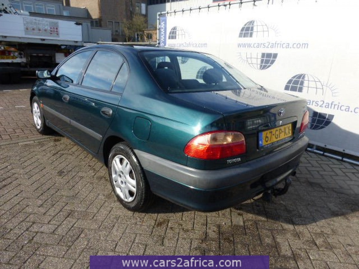 TOYOTA Avensis 1.6 #62320 - used, available from stock