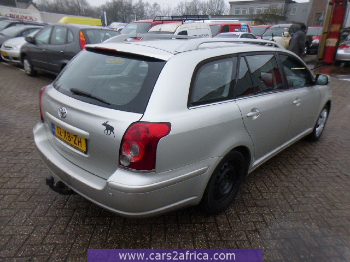 toyota avensis 2 0 d 4d 65789 used available from stock. Black Bedroom Furniture Sets. Home Design Ideas