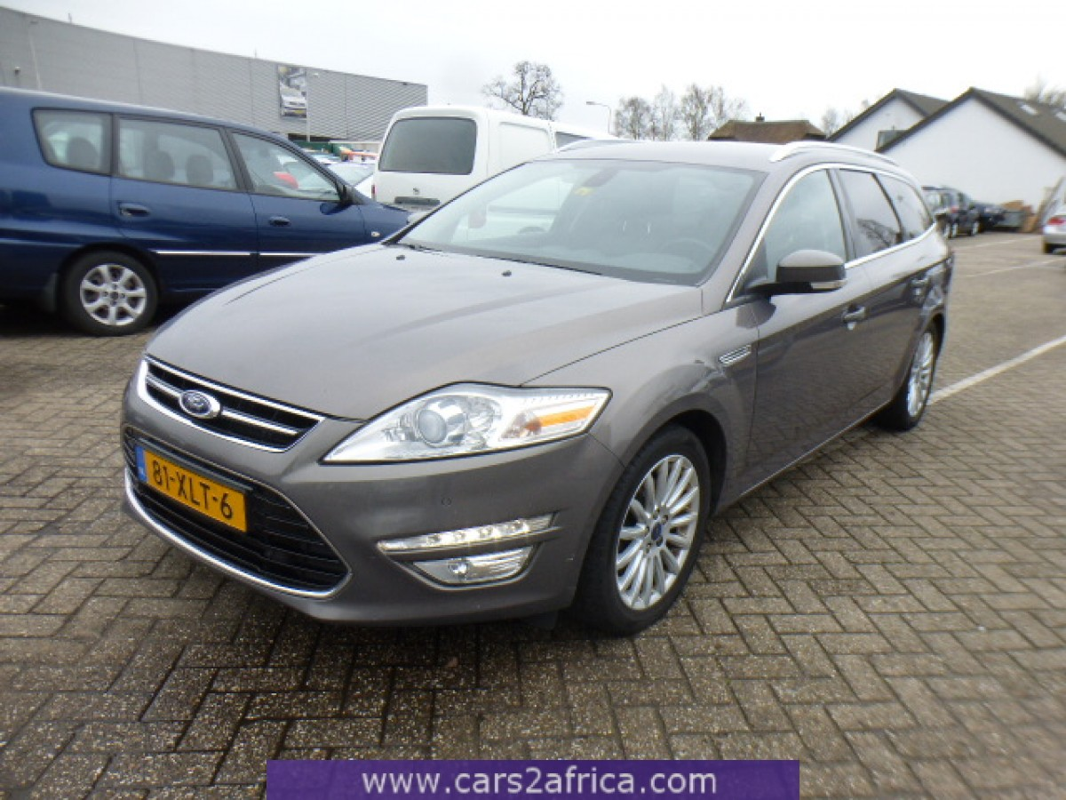 ford mondeo 1 6 tdci 65839 used available from stock rh cars2africa com Ford E-250 Model Ford Mondeo Custom