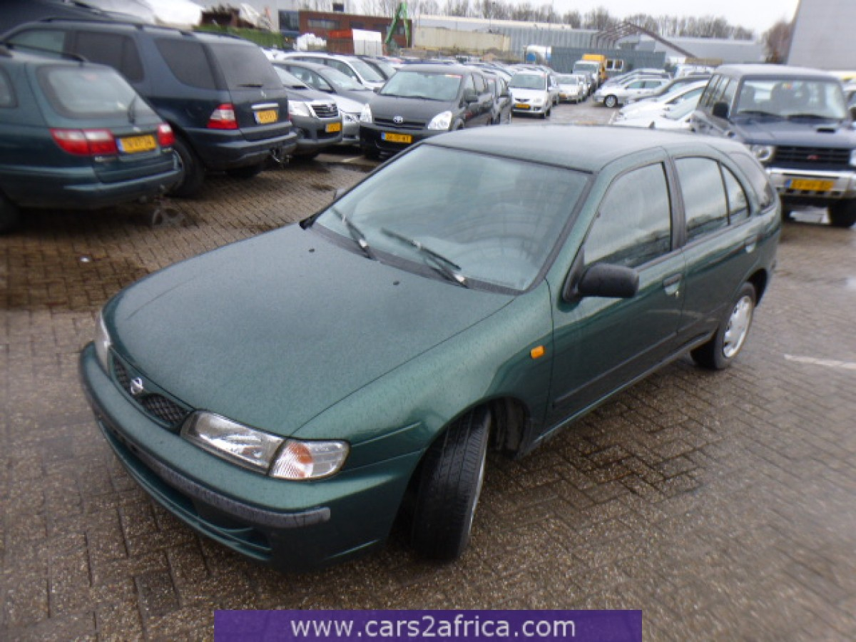 nissan almera 1.6 #65867 - used, available from stock