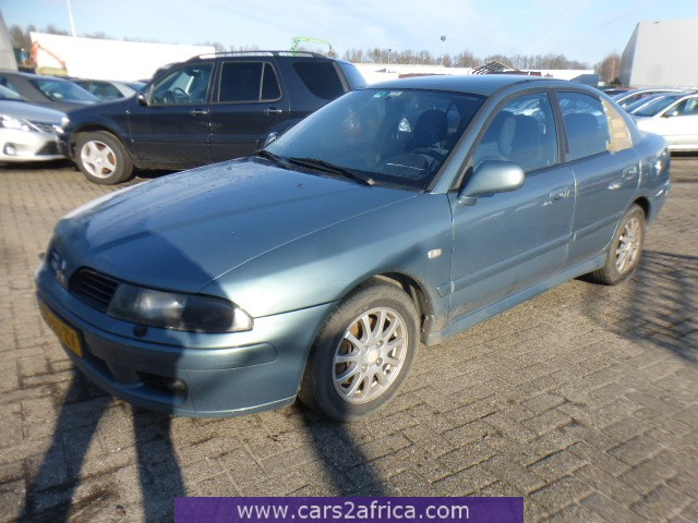 mitsubishi carisma 1.8 #65662 - used, available from stock