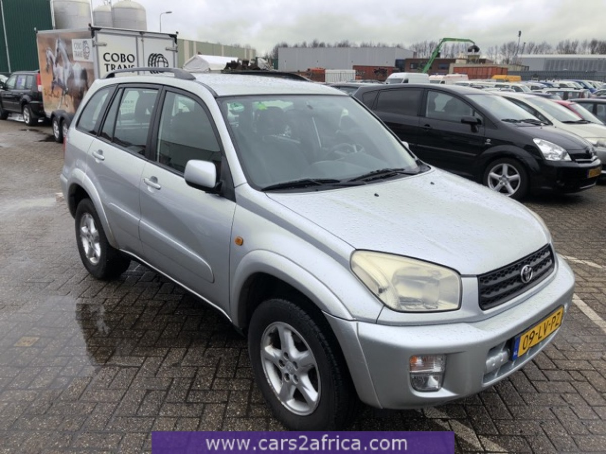 toyota rav4 2 0 66041 used available from stock. Black Bedroom Furniture Sets. Home Design Ideas