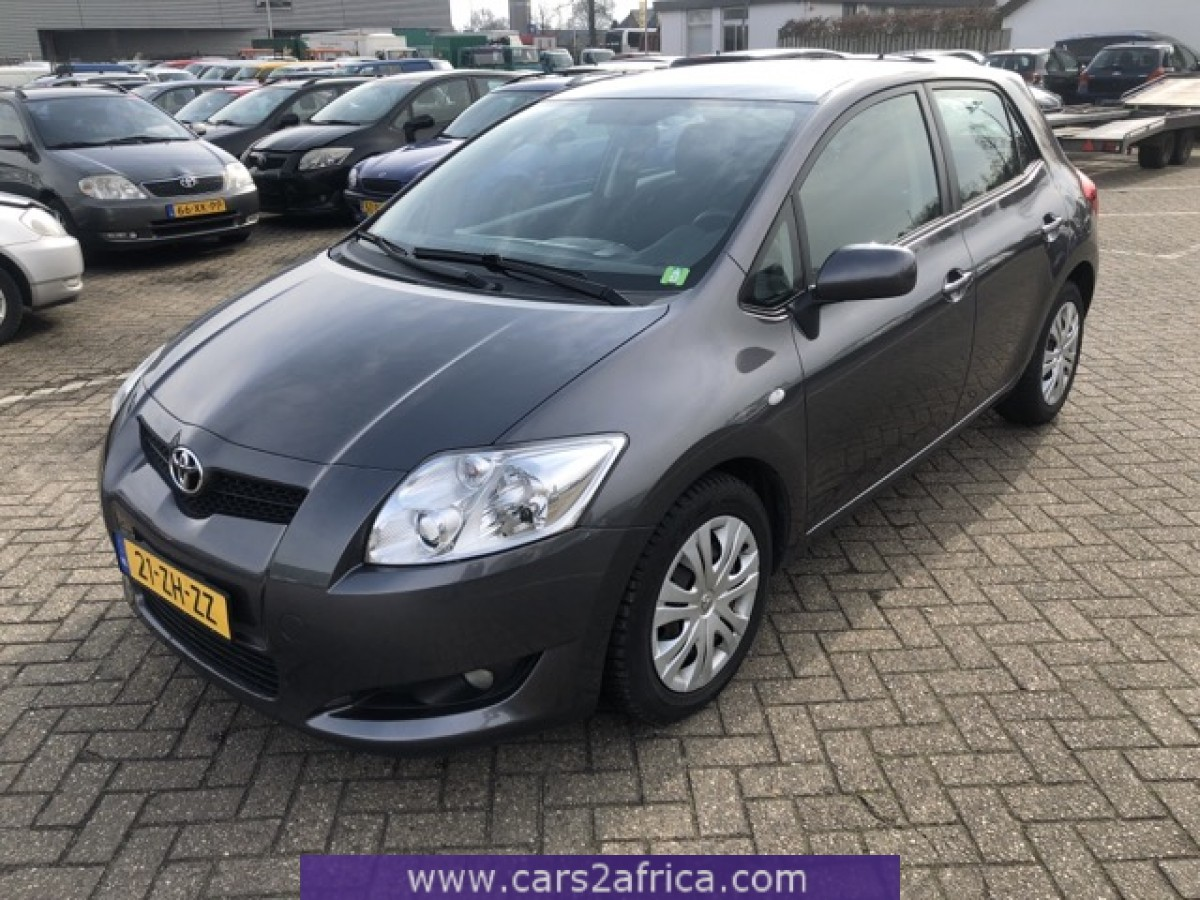 toyota auris 2 0 d 4d 66105 used available from stock. Black Bedroom Furniture Sets. Home Design Ideas