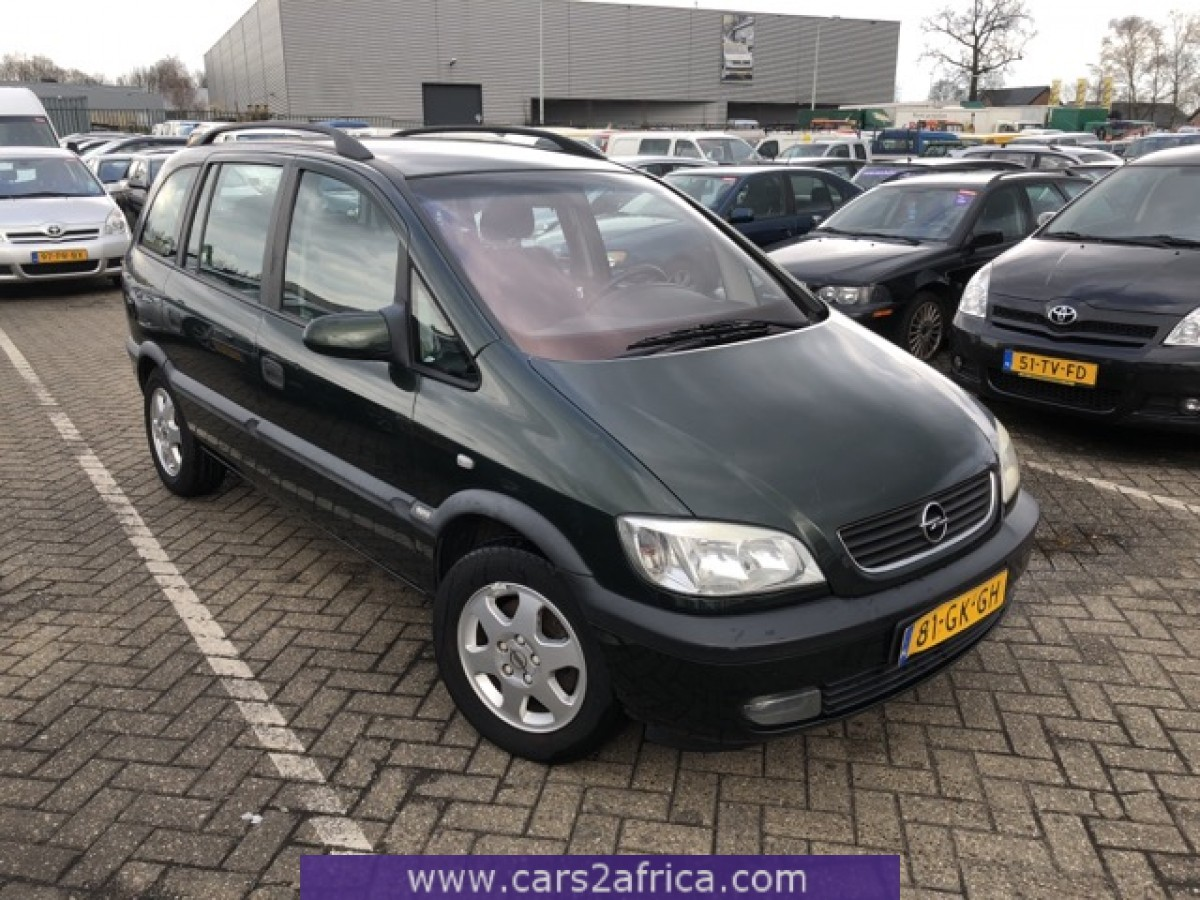 opel zafira 1 8 66162 used available from stock. Black Bedroom Furniture Sets. Home Design Ideas