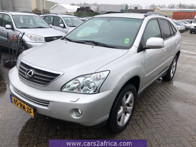 LEXUS RX400H 3.3 #66114 - used, available from stock