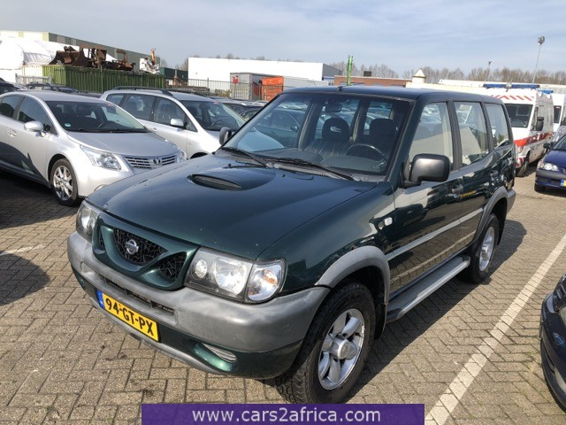 Nissan Terrano Ii 2 4 66212 Used Available From Stock