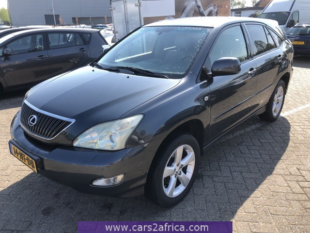 lexus rx300 3.0 v6 #66218 - used, available from stock