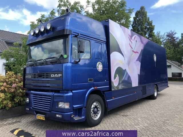 DAF XF 95.380 4x2 Bakwagen