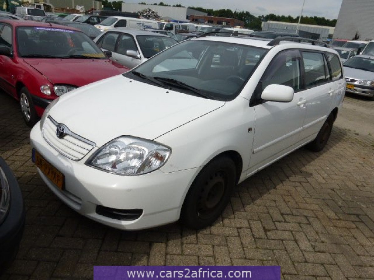 toyota corolla 2 0 d 4d 62986 used available from stock. Black Bedroom Furniture Sets. Home Design Ideas