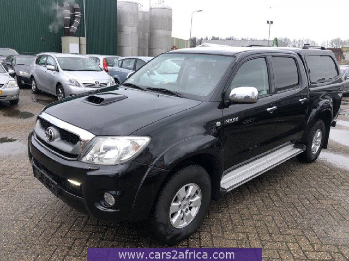 Toyota Hilux 25 D 4d 67286 Used Available From Stock Cars For Sale With Prices