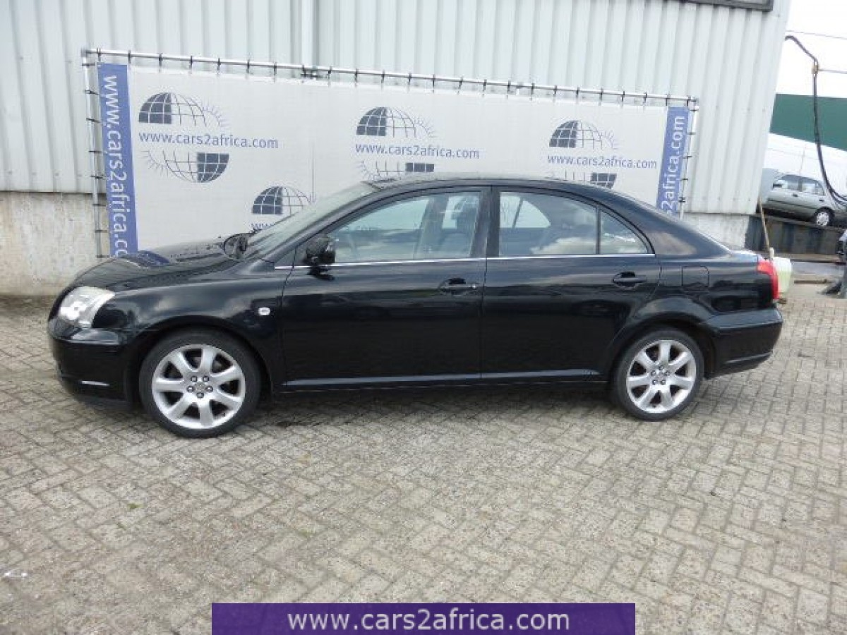 TOYOTA Avensis 2.0 #63170 - used, available from stock