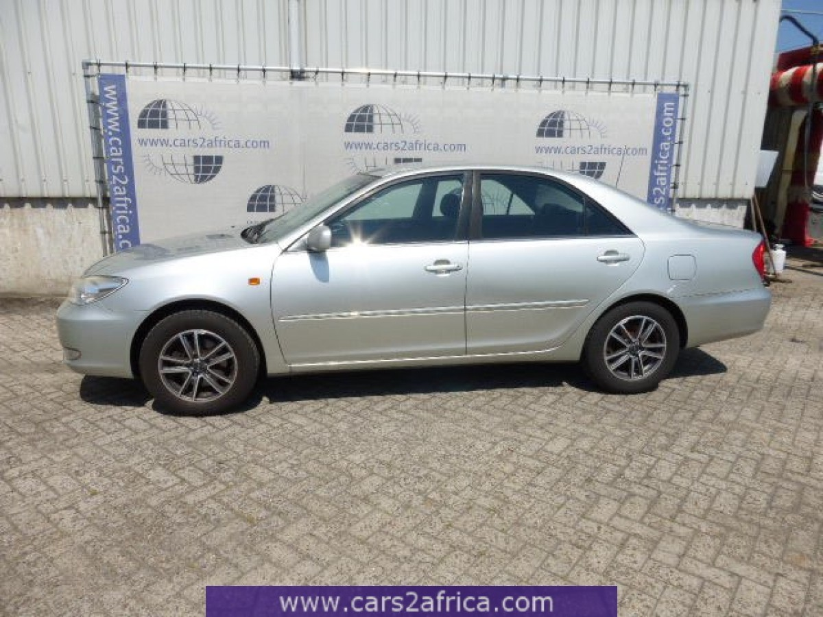 2003 toyota camry manual transmission