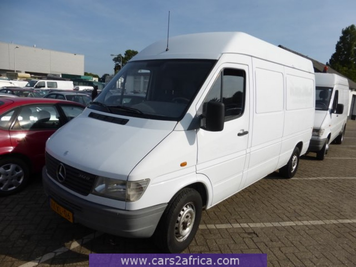 mercedes benz sprinter 312 d 63726 used available from stock. Black Bedroom Furniture Sets. Home Design Ideas