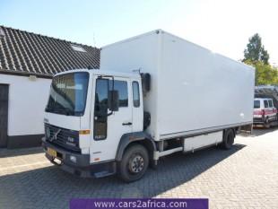 F614 4x2 Bakwagen