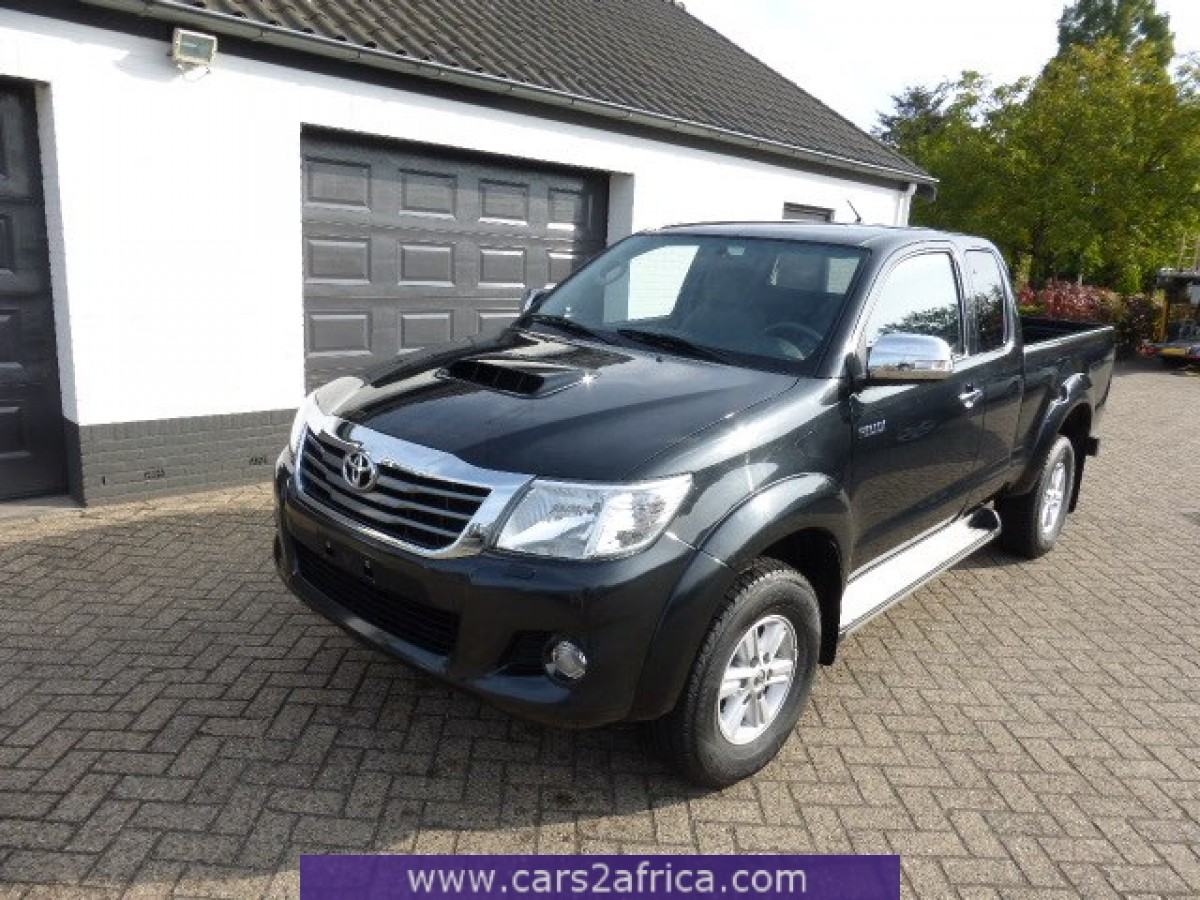 toyota hilux 2 5 d 4d 63827 used available from stock. Black Bedroom Furniture Sets. Home Design Ideas